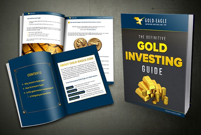 Gold investing guide ebook