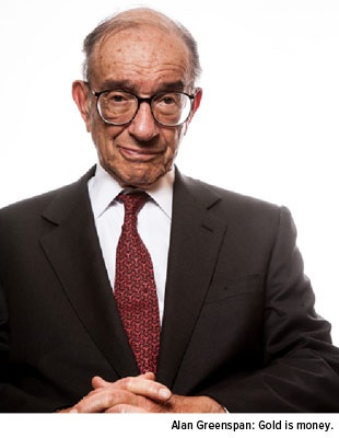 Greenspan : the case for the defence,