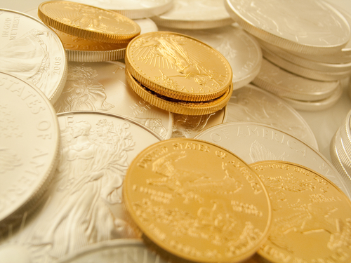 fine gold coins