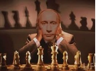 putin chess gold