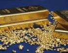 gold bar and nuggets